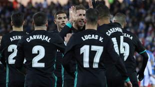 Real Madrid bu kez sürpriz yapmadı