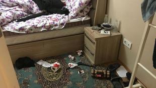Ataşehir'de bomba paniği !