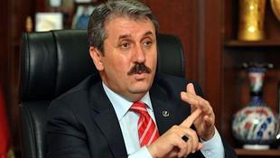 BBP lideri seçim ittifakının oy oranını açıkladı
