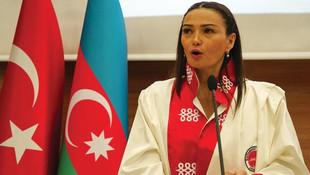 Azeri milletvekili Paşayeva: ''Canımı veririm''