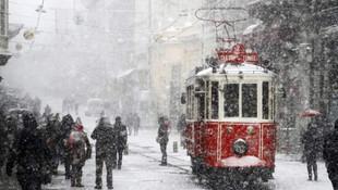 Sibirya soğukları geliyor ! İstanbul'da kar yağacak mı ?