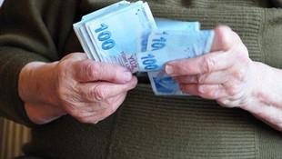 Emekli maaşlarını 400 Tl arttıracak formül