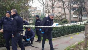İstanbul'da silahlı saldırı: 1 yaralı !