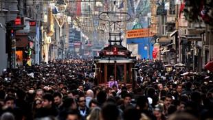 Türkiye'nin yüzde 58'i halinden memnun