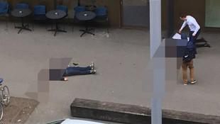 İsviçre'de iki kişi vurularak öldürüldü !