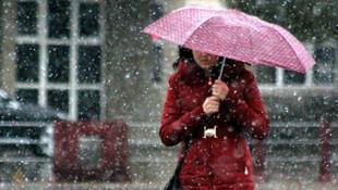 Meteoroloji uyardı: Bugün başlayacak, günlerce sürecek !