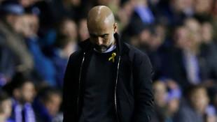 Guardiola'nın sarı kurdelesi başına iş açtı !