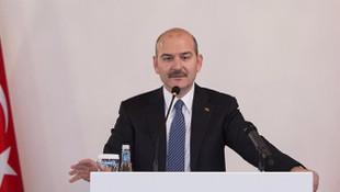 İçişleri Bakanı Soylu helallik istedi