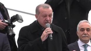 Erdoğan'dan Salih Müslim hakkında ilk açıklama