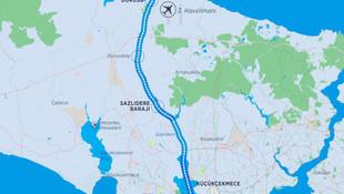 Kanal İstanbul'da önemli gelişme ! Bakan açıkladı...