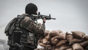 Teröristlere MAK ve METİ sürprizi