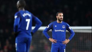Cenk Tosun'lu Everton fark yedi