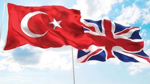İngiltere'den Türkiye açıklaması