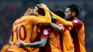 Galatasaray - Konyaspor: 4-1
