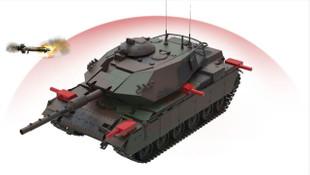 ASELSAN'dan tanklara yerli çelik kalkan: PULAT