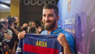 Barcelona'dan 'Arda Turan' kararı