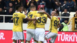 Malatyaspor - Fenerbahçe: 0-2