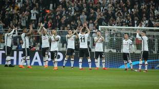 Beşiktaş - Bayern Münih: 1-3