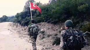 Aslan Mehmetçik ! Afrin bu marşla inleyecek