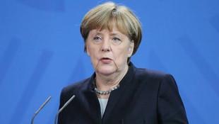 Merkel: ''Müslümanlar da İslam da Almanya'ya ait''