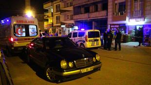 Bakkala pompalı saldırı: 1 ölü, 1 yaralı
