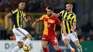 Fenerbahçe - Galatasaray: 0-0