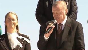 Erdoğan Mardin'den seslendi: Girdik, giriyoruz...