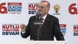 Erdoğan açıkladı: Kupa finali Diyarbakır'da