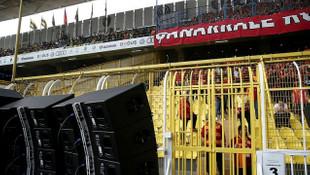 Galatasaray taraftarlarına kötü sürpriz !