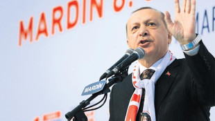 Erdoğan: ''Size bir müjdeyi vermek istiyorum''