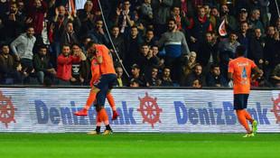 Başakşehir - Beşiktaş:1-0