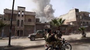 Afrin'de 4 katlı binada patlama: 11 ölü