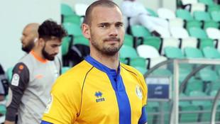 Sneijder: Her an dönebilirim