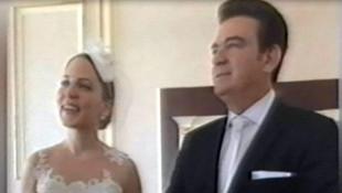 Usta sanatçı 30 yaş küçük öğrencisiyle evlendi