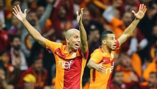 Galatasaray seriyi bitirme peşinde !