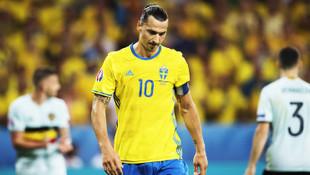 Ibrahimovic Milli takıma mı dönüyor ?