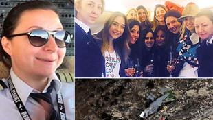 Jet kazası kurbanı pilot Beril Gebeş'in cenazesi nerede ?