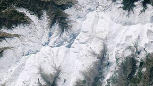 Uzaydan çekilmiş dünya fotoğrafları