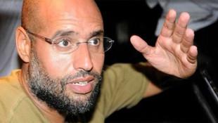 Muammer Kaddafi'nin oğlu aday olacak