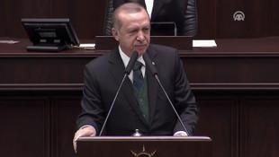 Erdoğan'dan ''kaygılıyız'' diyen ABD'ye tokat gibi cevap