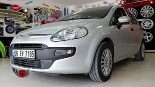 Fiat Punto böyle yenilendi
