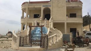 PKK elebaşlarının kaldığı lüks villalar görüntülendi