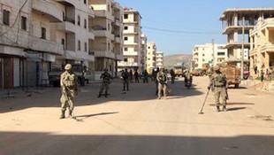 Afrin'de polis teşkilatı kuruluyor