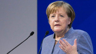 Merkel'den küstah Afrin açıklaması !