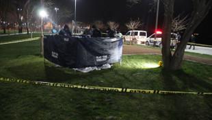 Sahilde ağaca asılı erkek cesedi bulundu