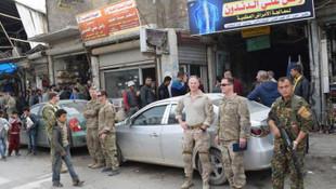 ABD'den skandal hamle ! YPG ile sokağa çıktılar