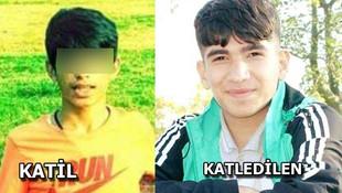 Ortaokul öğrencisi boğazı kesilerek öldürüldü
