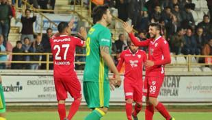 Boluspor'dan Fenerbahçe'ye tarihi fark !
