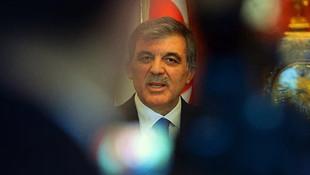 Abdullah Gül, adaylık için ilk kez renk verdi