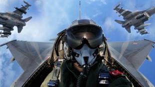 Hava Kuvvetleri'nde 26 pilot ve 646 subay ve astsubay açığa alındı